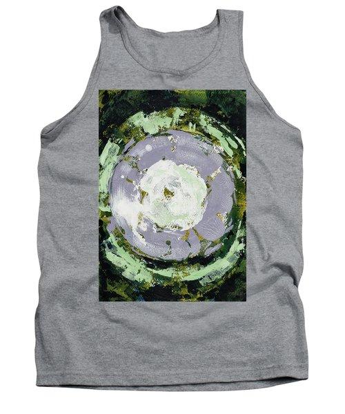 Enso Of Lavender Tank Top