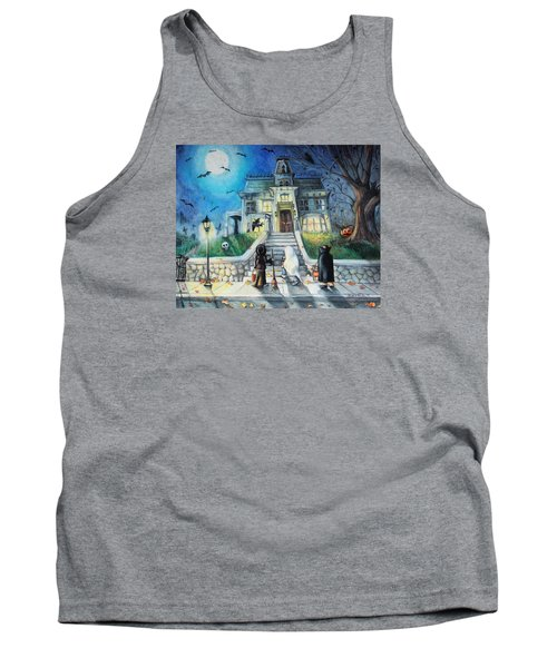 Enter If You Dare Tank Top
