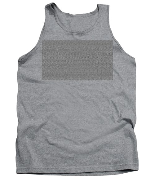 Enter The Temple Tank Top