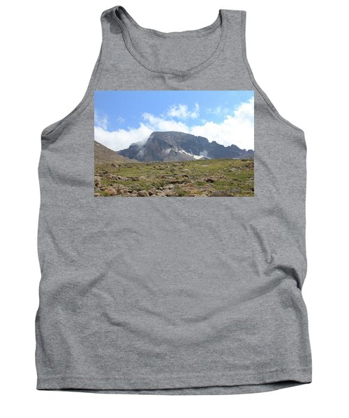 Entering The Boulder Field Tank Top by Christin Brodie