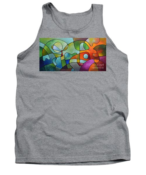 Equanimity Tank Top