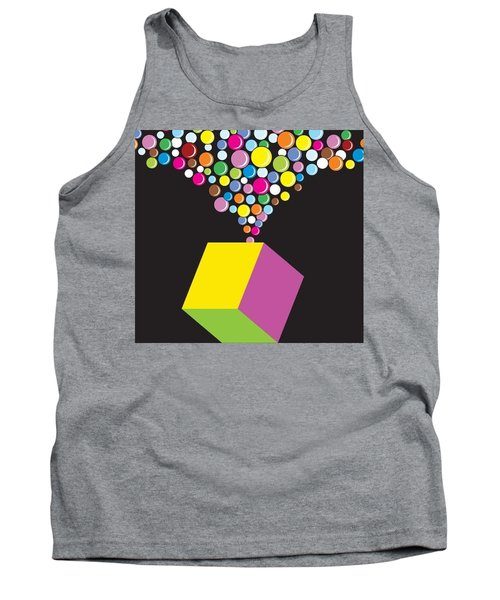 Eruption Tank Top by Now