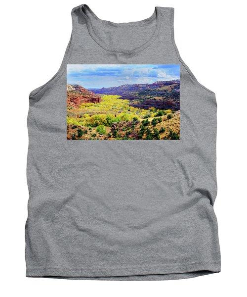 Escalante Canyon Tank Top