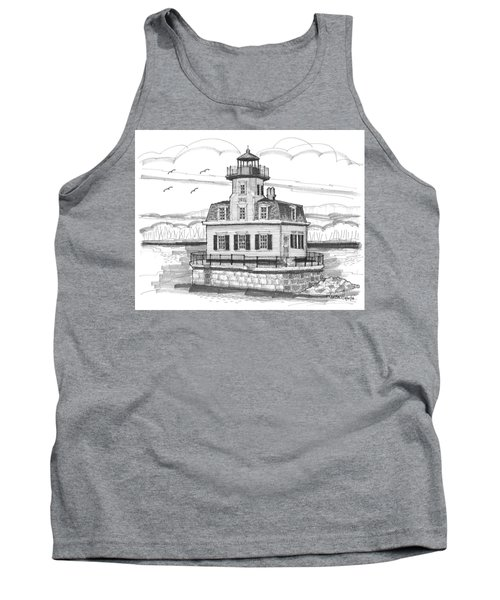 Esopus Meadows Lighthouse Tank Top
