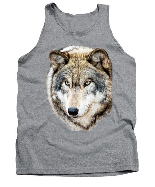 Essence Of Wolf Tank Top