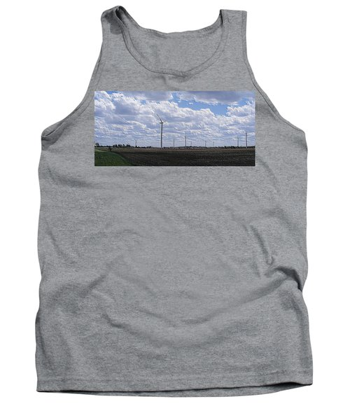 Etched In Stone Tank Top