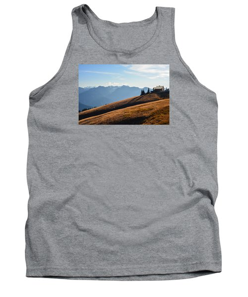 Tank Top featuring the photograph Evening Light by Ronda Broatch