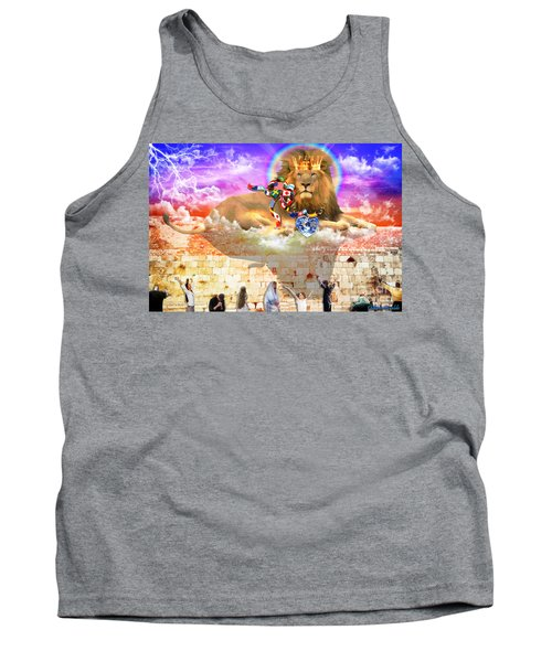 Every Tribe Every Nation Tank Top by Dolores Develde