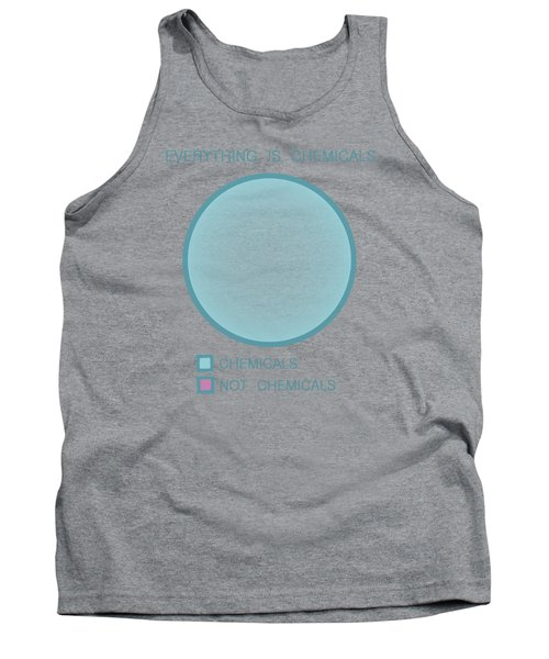 Everything Is Chemicals Tank Top