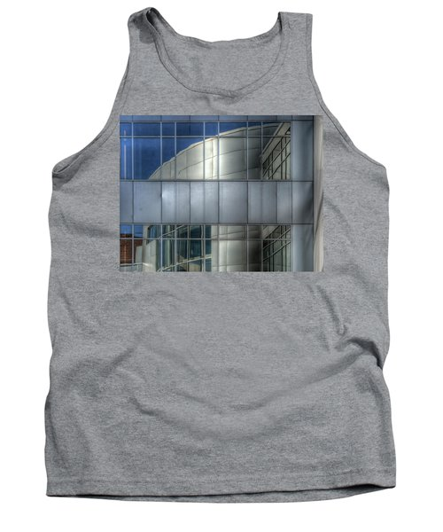 Exeter Hospital Tank Top by Rick Mosher