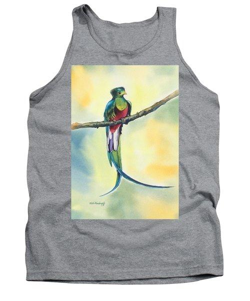 Exotic Bird Tank Top