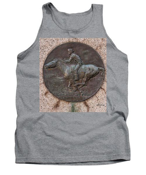 Express Riders Tank Top