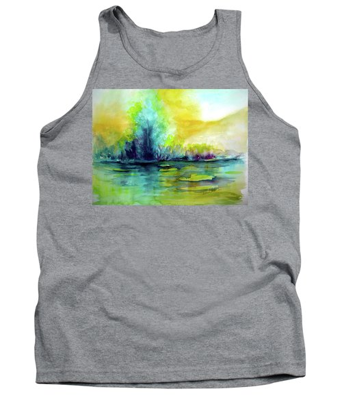 Expressive Tank Top by Allison Ashton