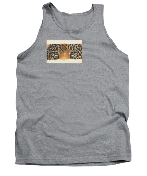 Jaguar Gaze Tank Top