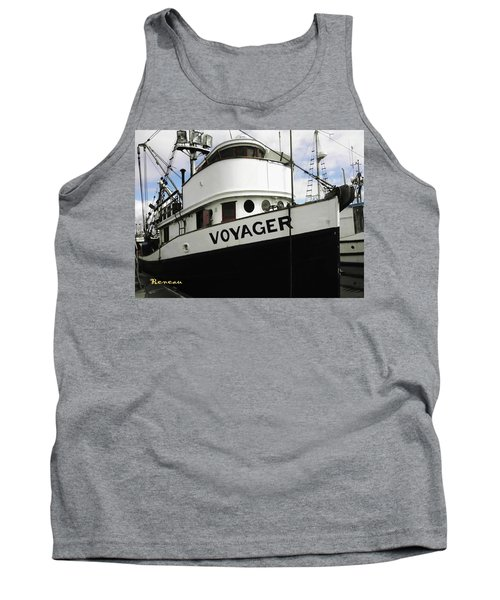 F V Voyager Tank Top