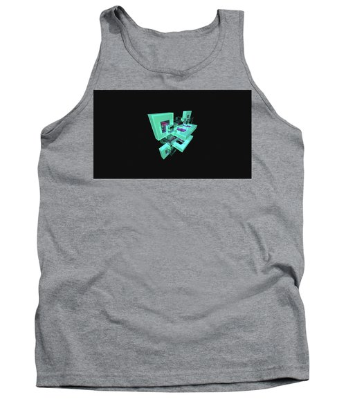 Facets Tank Top