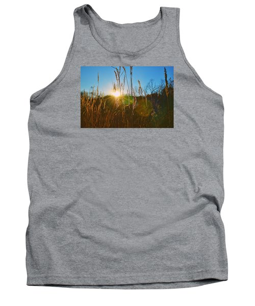 Tank Top featuring the photograph Faded Day by Nikki McInnes
