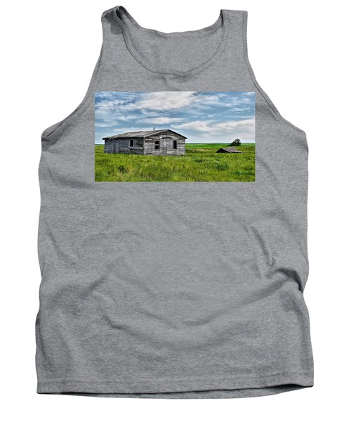 Faded Past Tank Top