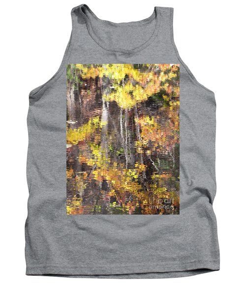 Fading Fall Water Tank Top by Melissa Stoudt