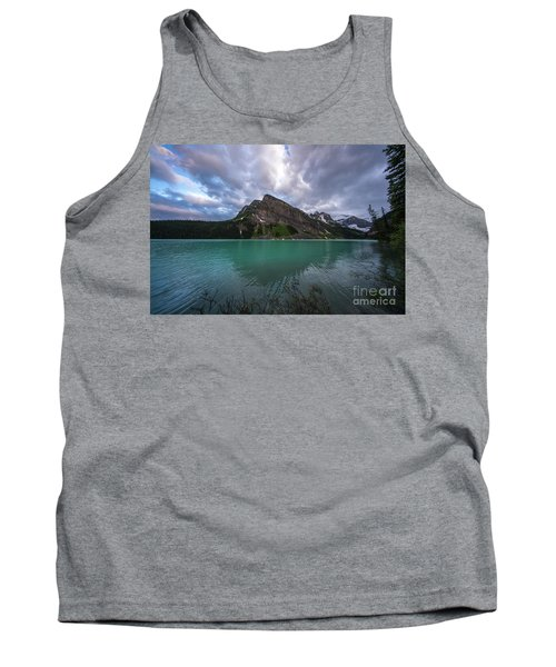 Fairview Mountain And Lake Louise Tank Top