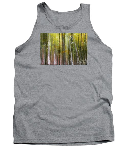 Tank Top featuring the photograph Fairy Forest I by Yuri Santin