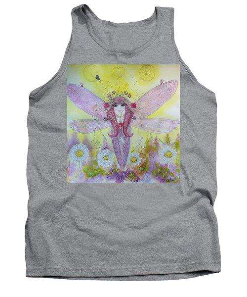 Fairy Messenger  Tank Top