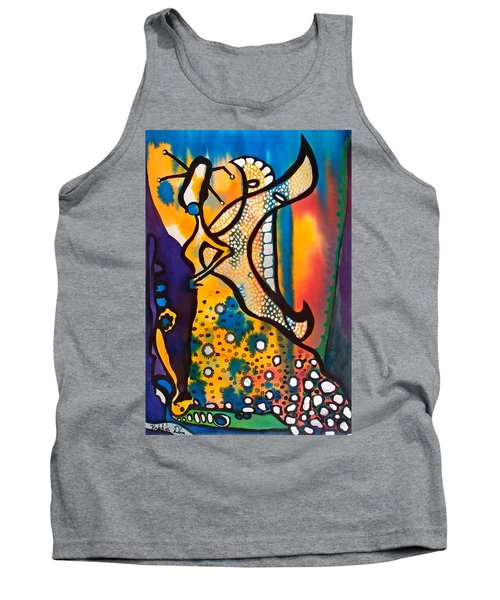 Fairy Queen - Art By Dora Hathazi Mendes Tank Top