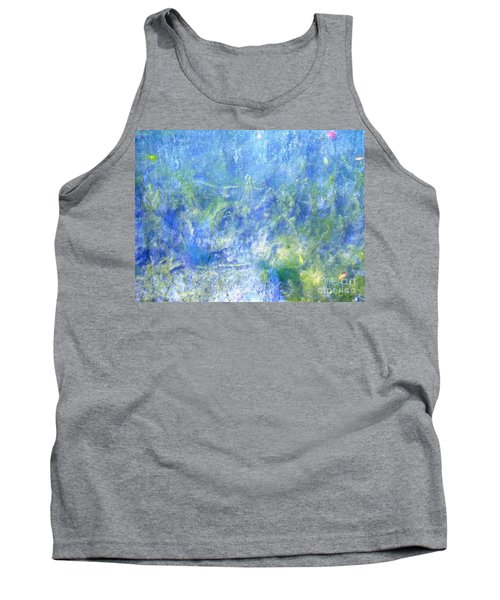 Fairy Ring Beneath The Surface Tank Top by Melissa Stoudt