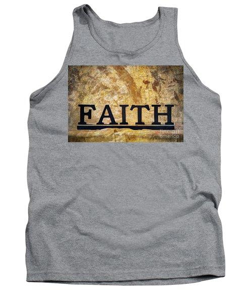 Faith Tank Top by Randy Steele