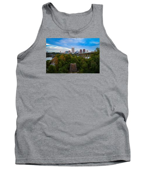 Fall Approaching In Richmond Tank Top
