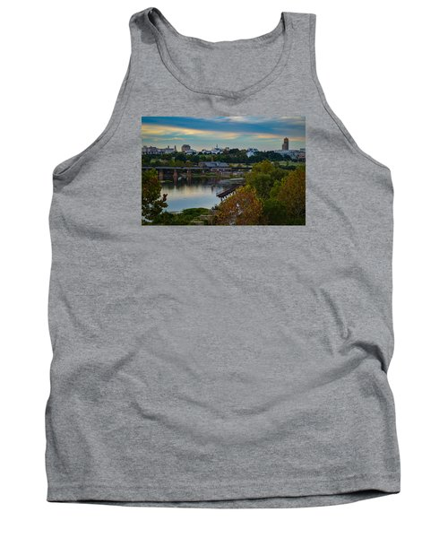 Fall Evening In Richmond Tank Top