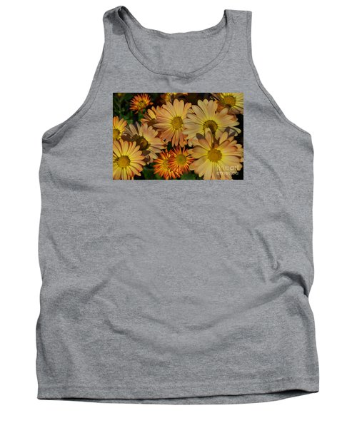 Fall Flowers In Madison  Tank Top