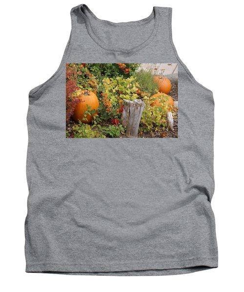 Fall Garden Tank Top