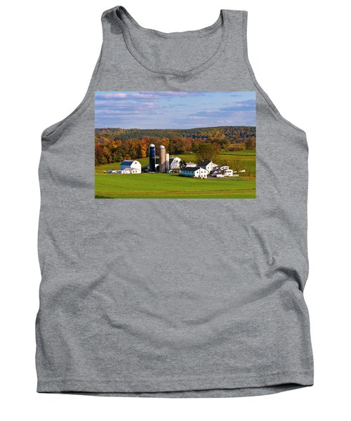 Fall In Amish Country Tank Top
