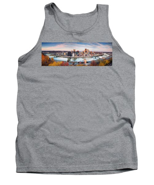 Fall In Pittsburgh  Tank Top