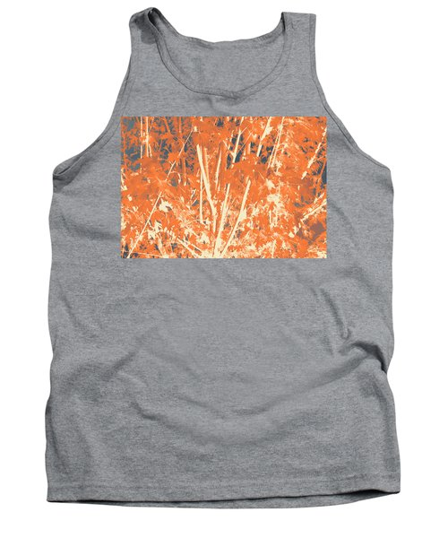 Fall Leaves #3 Tank Top