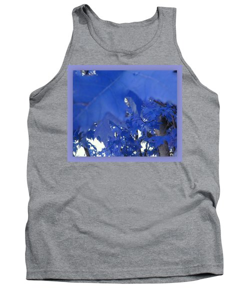 Fall Leaves #7 Tank Top