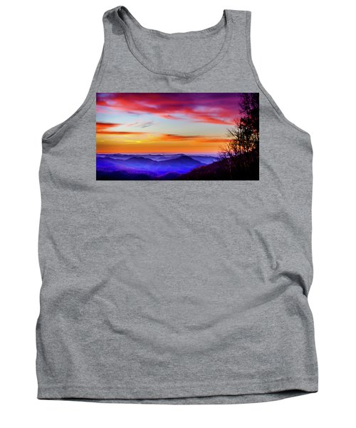 Fall On Your Knees Tank Top