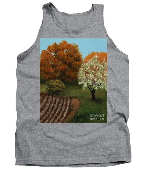 Fall Rendezvous Tank Top