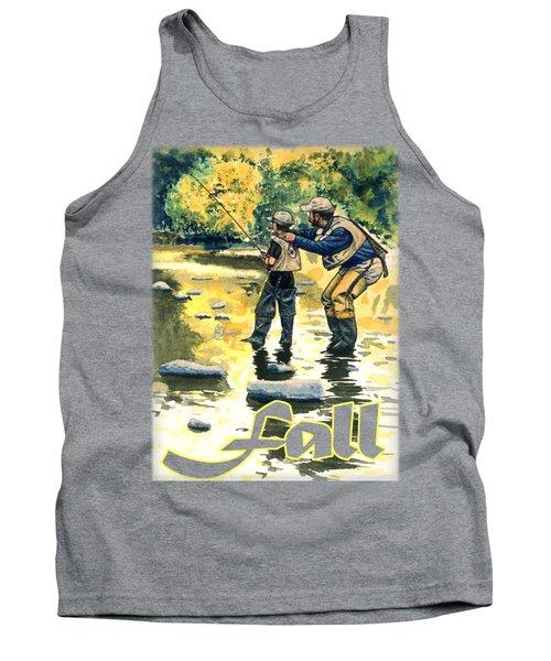 Fall Shirt Tank Top