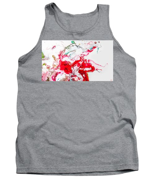 Falling In Love - Abstract Painting Tank Top