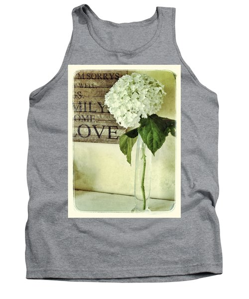 Family, Home, Love Tank Top