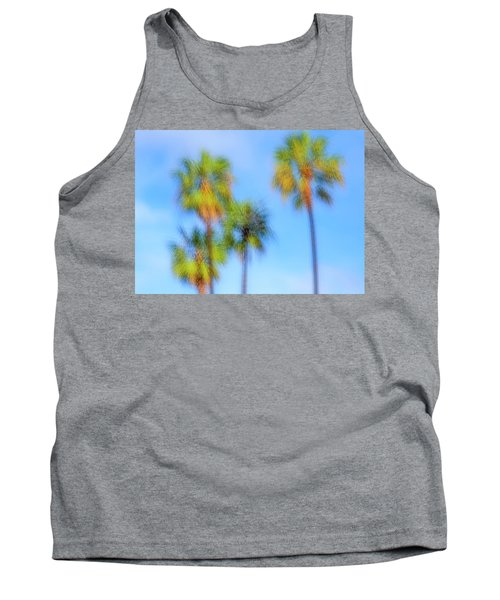Family Of Four Tank Top