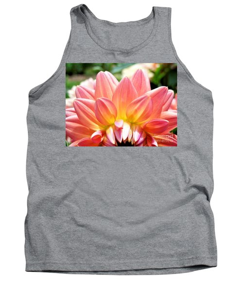 Fanned Out Petals Tank Top