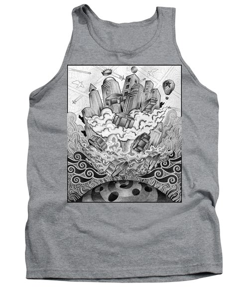 Fata Morgana Tank Top