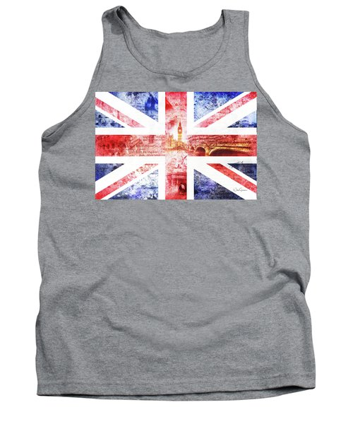 Fearless Tank Top by Nicky Jameson
