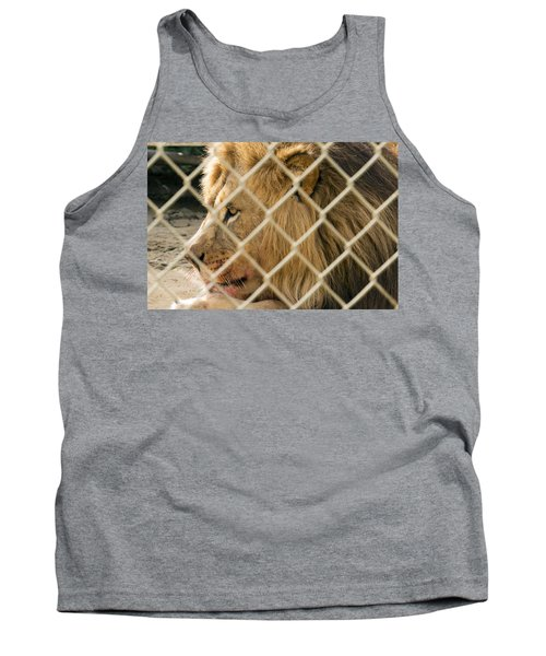 Feast For A King Tank Top