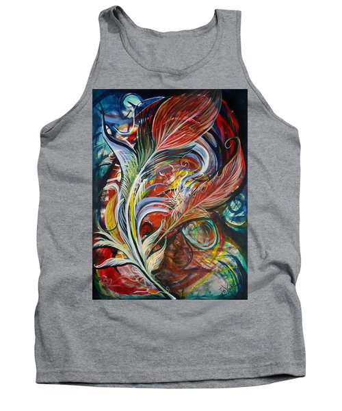 Feather Fury Tank Top