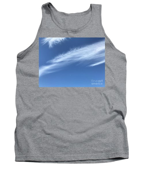 Feather In The Sky Tank Top