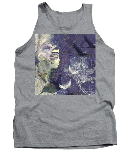 Feathered Friends Tank Top